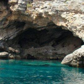 Le grotte di Marettimo