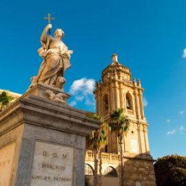 Monumento di San Vito in Piazza della Repubblica