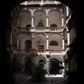 Palazzo Riccio dei baroni di San Gioacchino