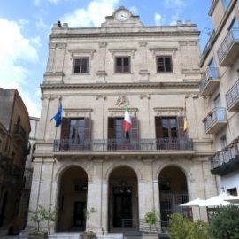 Piazza Dittatura e Palazzo Comunale