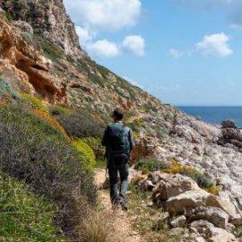 Sentieri e grotte da scoprire